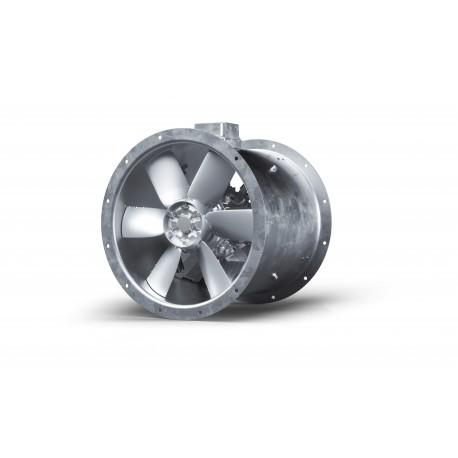 Long Cased Axial Fan
