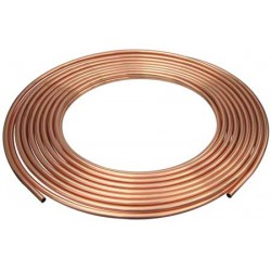 Copper Coils 15m Length
