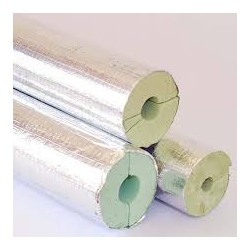 Phenolic Pipe Insulation. 25mm Thickness