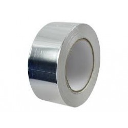 Aluminium Foil Tape - Sizes (w) 50mm, 75mm & 100mm