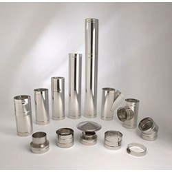 SW304 Stainless Steel Ducting - All prices inclusive of VAT.