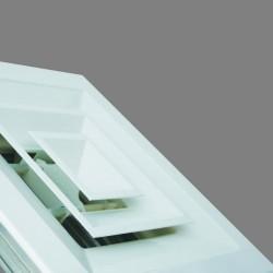 Square Ceiling Diffuser 595x595