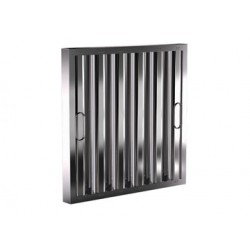 Baffle Filter (Stainless Steel) 450x450x45