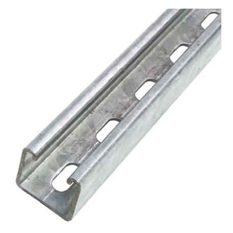 Slotted Channel (1.5mm) 3m Length