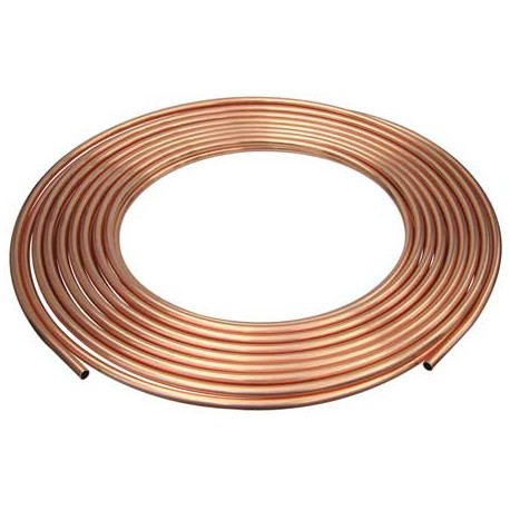 Copper Coils 15m Length